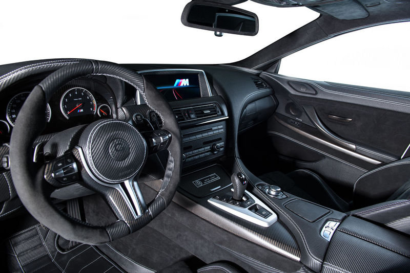 2014 BMW M6 Gran Coupe By G-Power Interior - image 568708