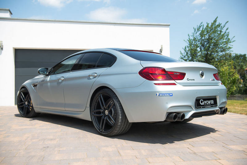 2014 BMW M6 Gran Coupe By G-Power High Resolution Exterior - image 568709