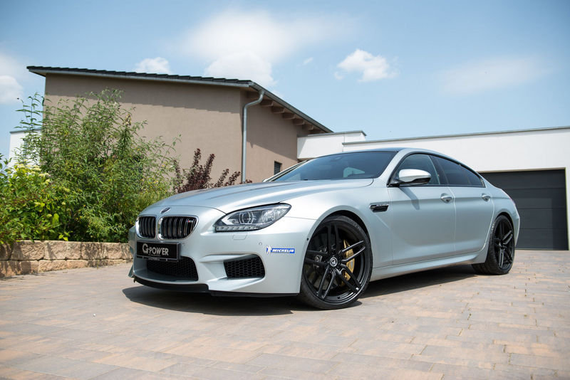 2014 BMW M6 Gran Coupe By G-Power High Resolution Exterior - image 568710