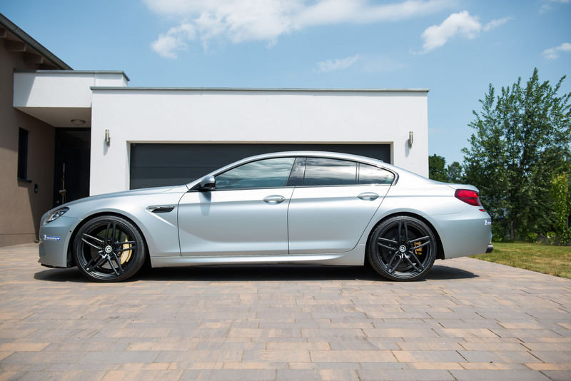 2014 BMW M6 Gran Coupe By G-Power High Resolution Exterior - image 568712