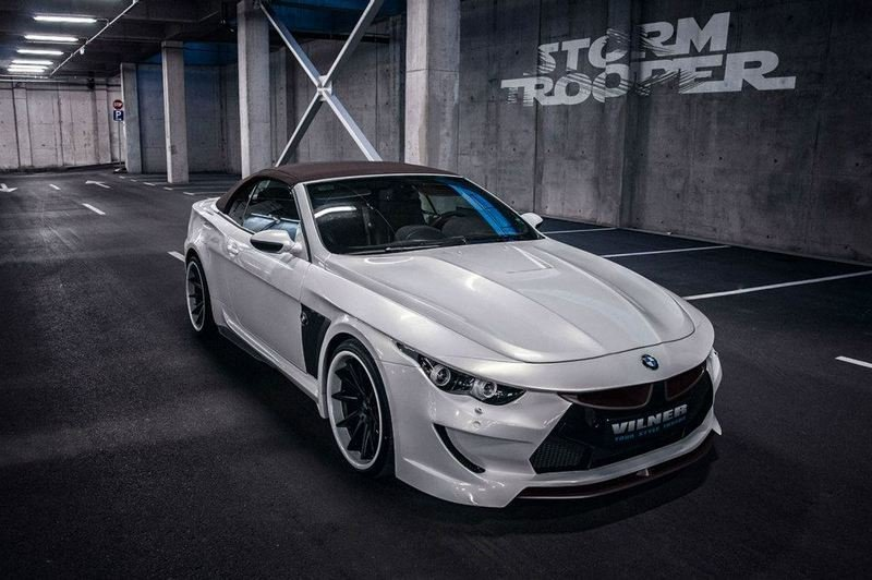 "2010 BMW M6 Convertible ""Stormtrooper"" by Vilner"