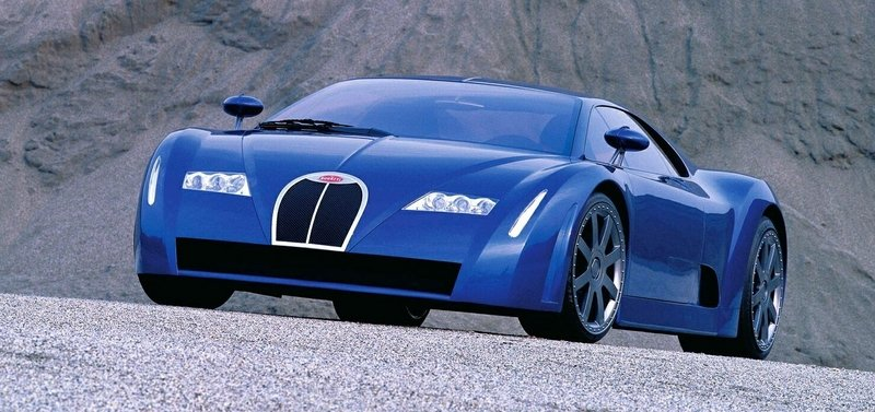 "Bugatti Veyron's Successor Could Be Called ""Chiron"""