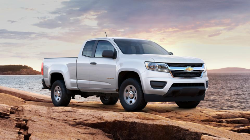 Build Your Own 2015 Chevrolet Colorado Picture