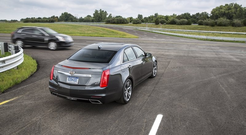 "Cadillac Prepares Advanced ""Intelligent and Connected"" Vehicles for 2017"
