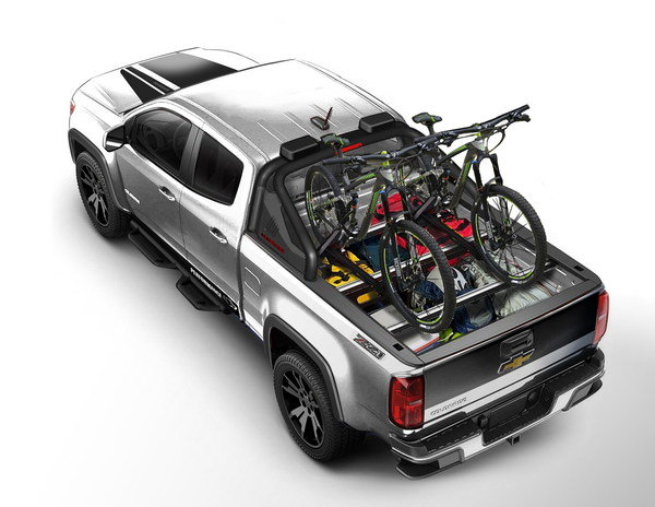 Chevy Mylink Update >> 2015 Chevrolet Colorado Sport Concept | car review @ Top Speed
