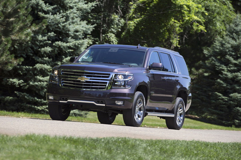 2015 Chevrolet Tahoe Z71 High Resolution Exterior - image 570150