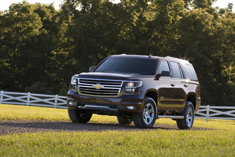 2015 Chevrolet Tahoe Z71 High Resolution Exterior Wallpaper quality - image 570139