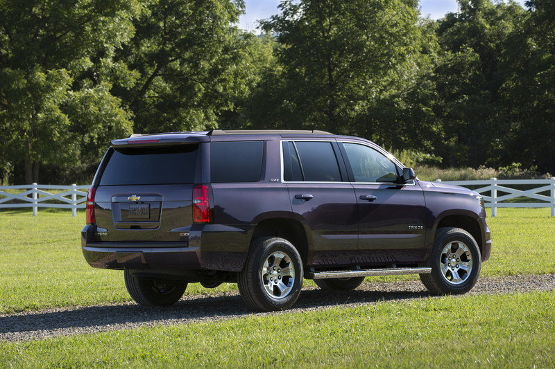 2015 Chevrolet Tahoe Z71 High Resolution Exterior - image 570141