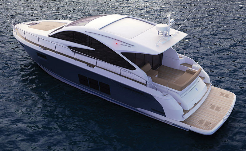 2014 Fairline Targa 48 GT