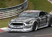Ford Shelby Mustang GT350 Details Leaked Through Ford Parts Website - image 567052
