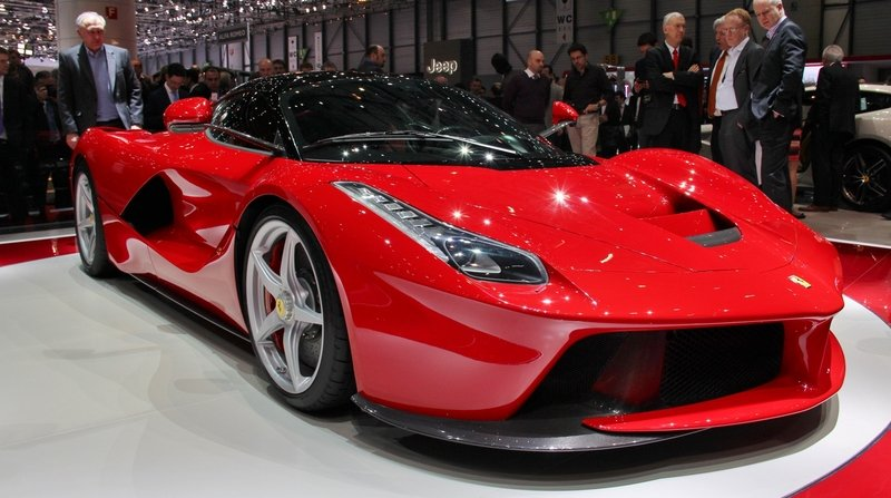 Future Ferrari Engines Will Be Turbocharged Or Hybrid