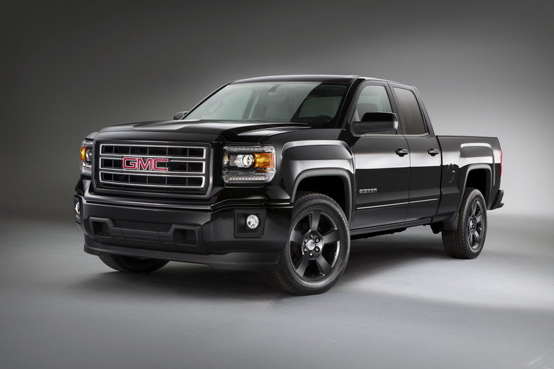 2015 GMC Sierra Elevation Edition High Resolution Exterior - image 569306