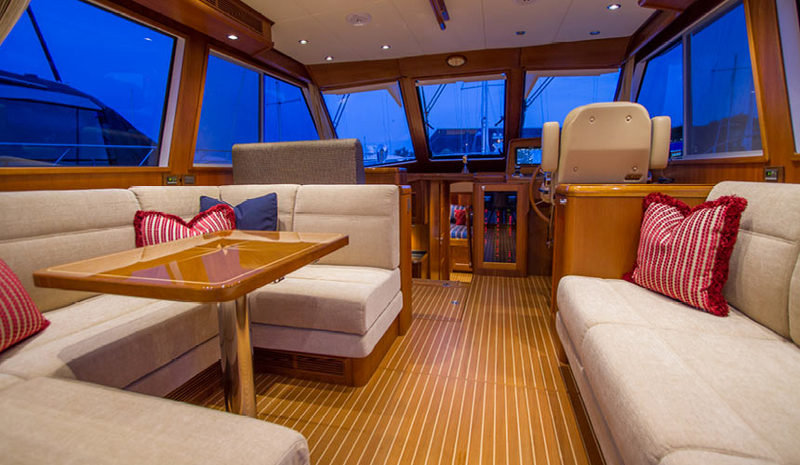 2014 Grand Banks 46 Eastbay FB Interior - image 568860