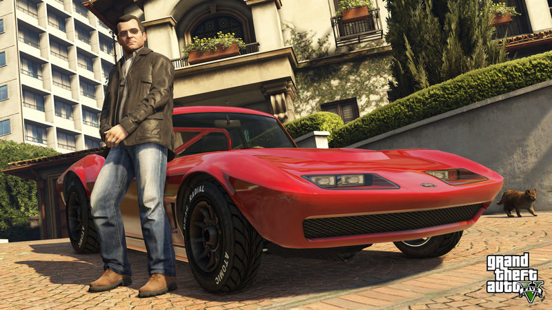 Grand Theft Auto V Hits Next-Gen Consoles on November 18th Spyshots - image 568699