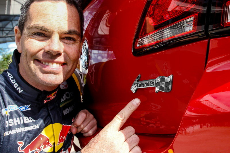 2014 Holden Commodore Craig Lowndes Special Edition