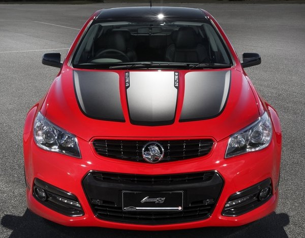 2014 Holden Commodore Craig Lowndes Special Edition Car