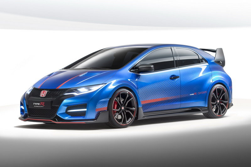 2014 Honda Civic Type R Concept II High Resolution Exterior Wallpaper quality - image 570354