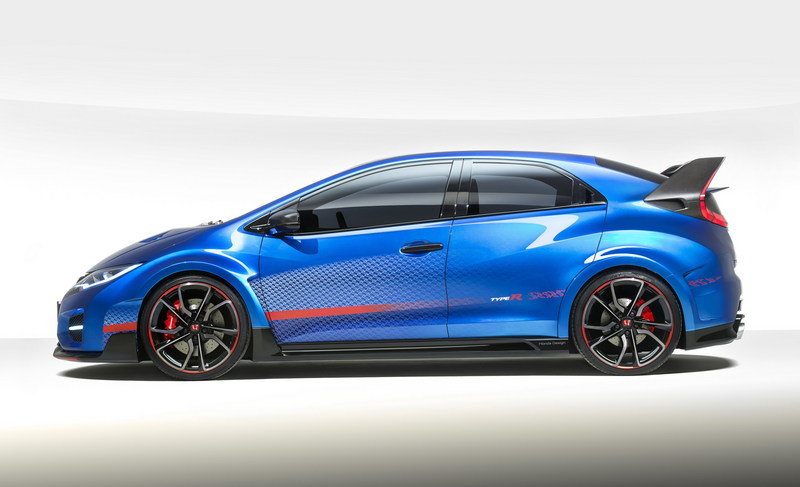 2014 Honda Civic Type R Concept II High Resolution Exterior - image 570351