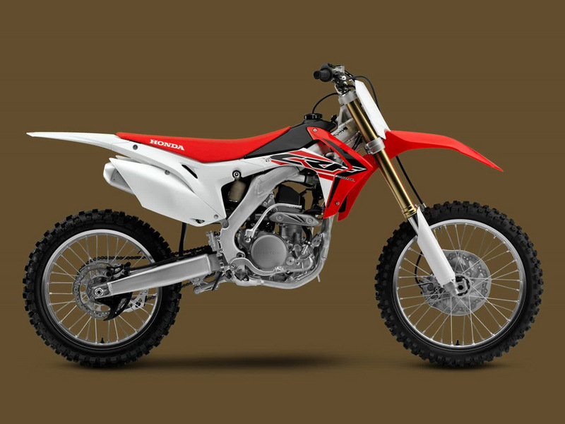 2015 Honda CRF250R High Resolution Exterior - image 566959