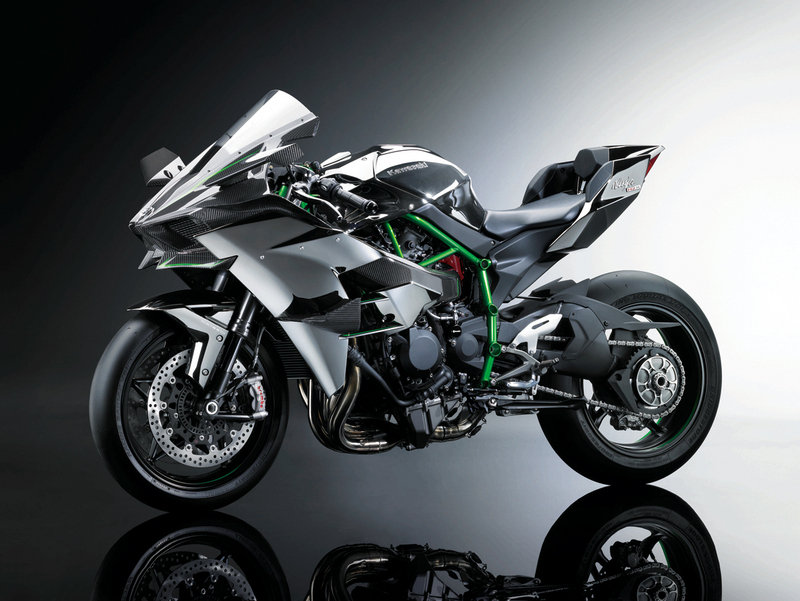 2015 Kawasaki Ninja H2 High Resolution Exterior - image 570727