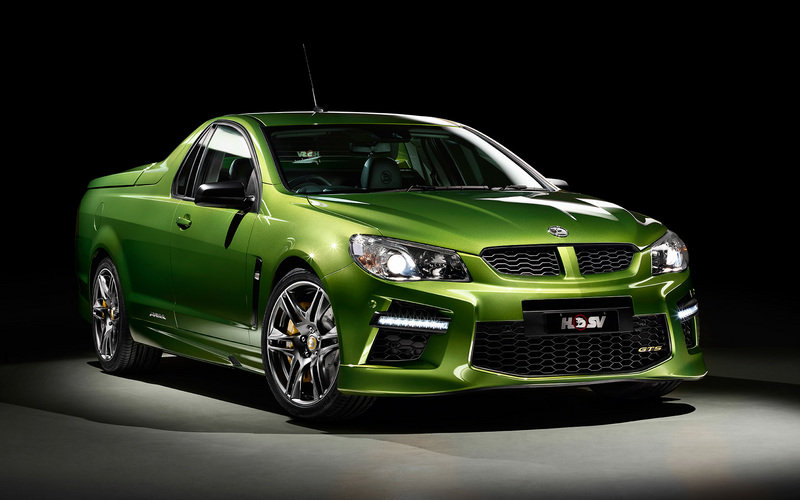 2015 HSV GTS Maloo High Resolution Exterior Wallpaper quality - image 568298