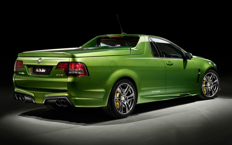 2015 HSV GTS Maloo High Resolution Exterior - image 568303