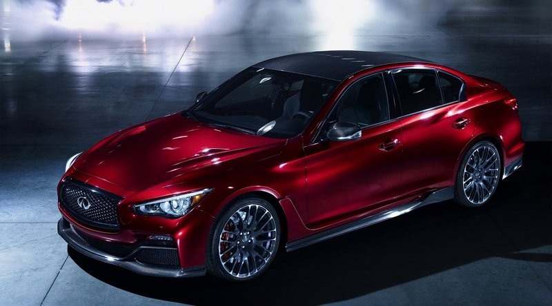 Infiniti Considers BMW 4 Series Competitor