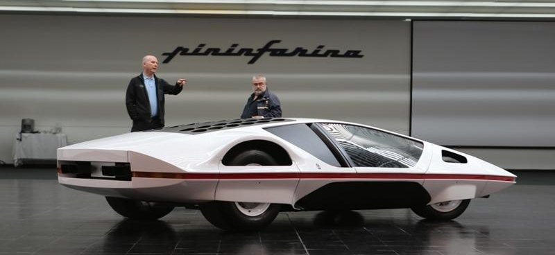 Jim Glickenhaus Buys the Ferrari Modulo Concept by Pininfarina