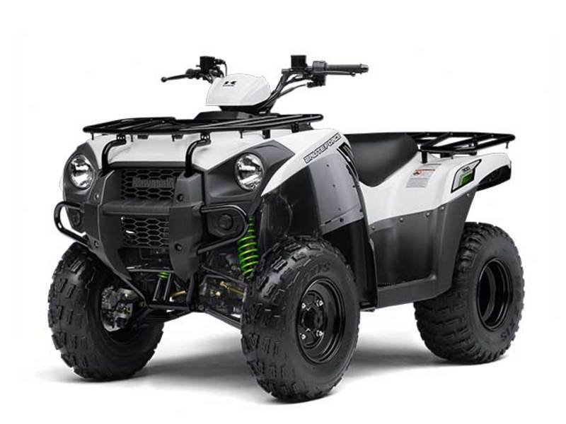 2015 Kawasaki Brute Force 300 Top Speed