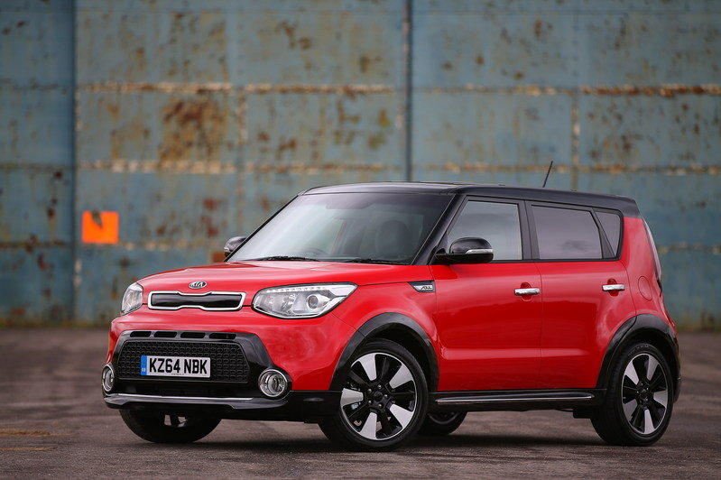 2014 Kia Soul Mixx And Maxx