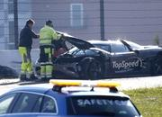 Koenigsegg Agera R Crashes on the Nurburgring - image 567957