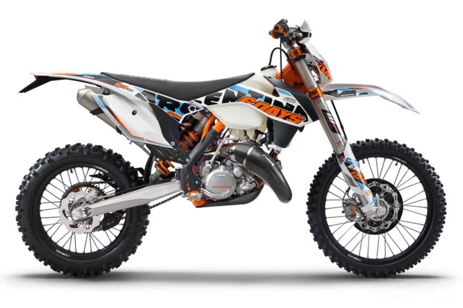 2015 ktm 125 exc six days review top speed. Black Bedroom Furniture Sets. Home Design Ideas