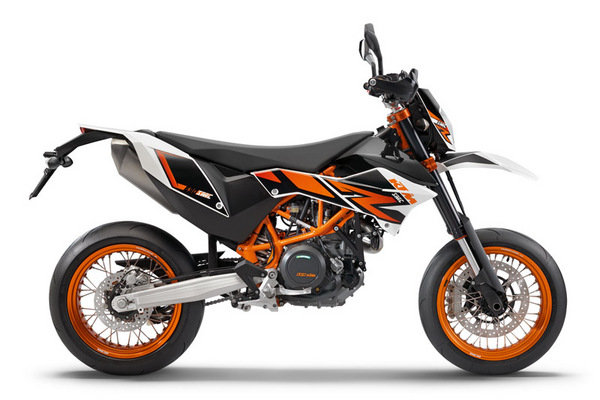 2015 KTM 690 SMC R ABS | motorcycle review @ Top Speed