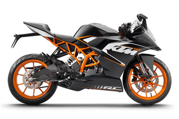 2015 KTM RC 125 Pictures | motorcycle review @ Top Speed