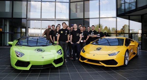 lamborghini huracan begins forzafuel challenge news top speed. Black Bedroom Furniture Sets. Home Design Ideas