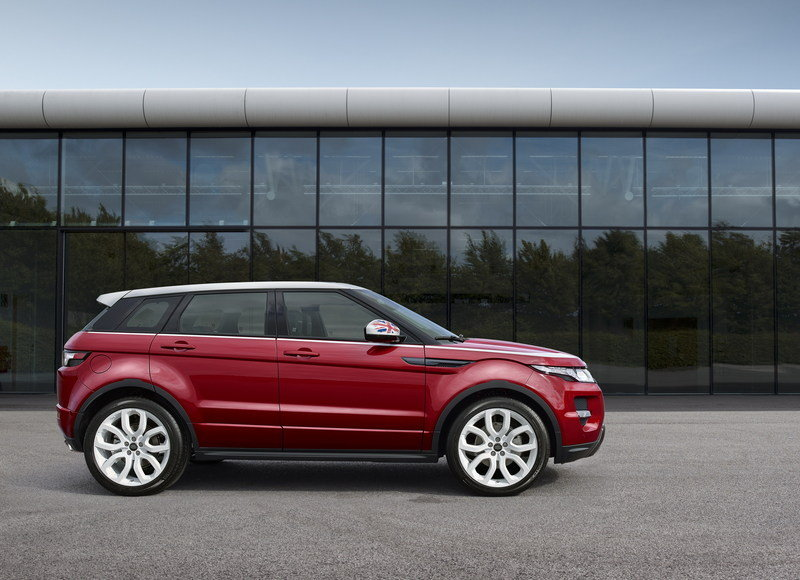 2014 Land Rover Range Rover Evoque SW1 Special Edition High Resolution Exterior - image 569209