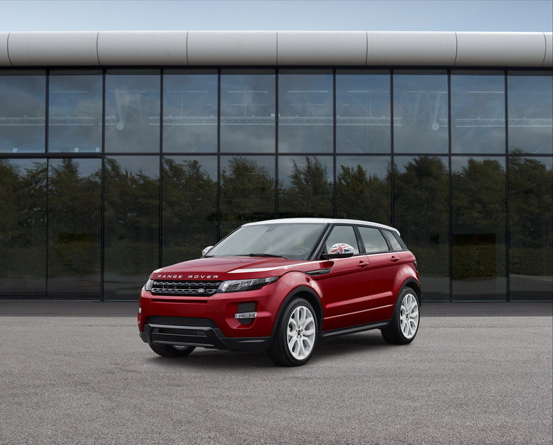 2014 Land Rover Range Rover Evoque SW1 Special Edition High Resolution Exterior Wallpaper quality - image 569210