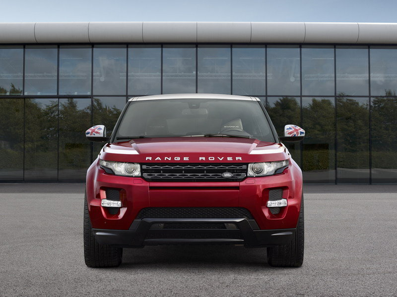 2014 Land Rover Range Rover Evoque SW1 Special Edition High Resolution Exterior - image 569211