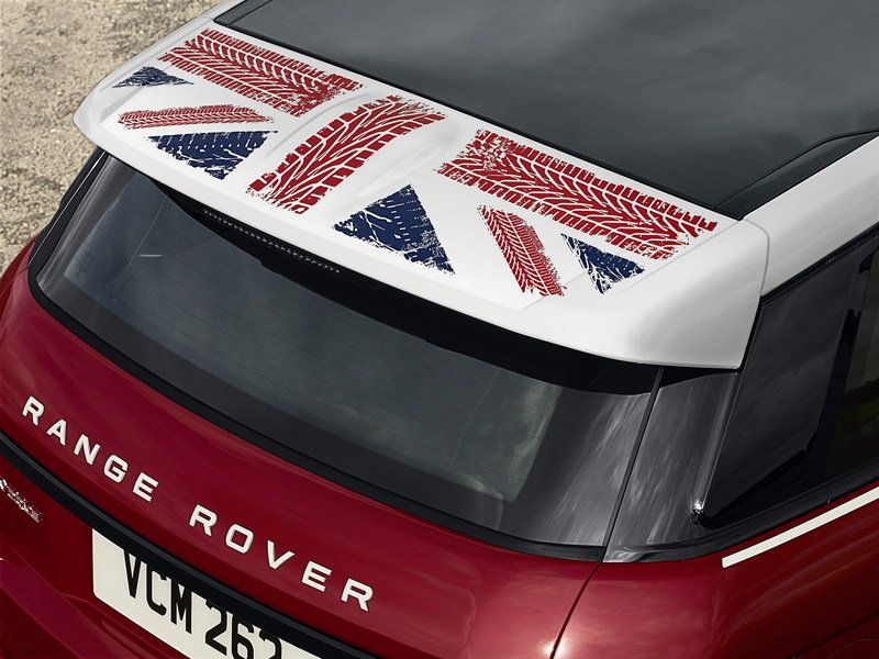 2014 Land Rover Range Rover Evoque SW1 Special Edition High Resolution Exterior - image 569202
