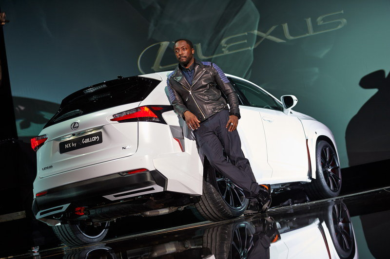 2015 Lexus NX will.i.am Special Edition Exterior Models Male - image 569986