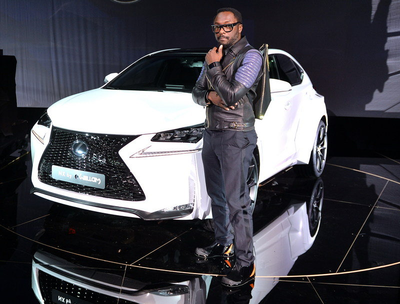 2015 Lexus NX will.i.am Special Edition Exterior Models Male - image 569987