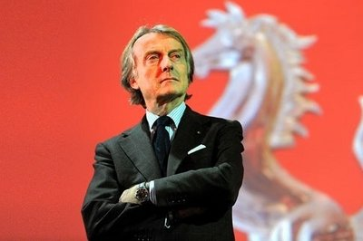 Luca Di Montezemolo's 5 Greatest Moments and 5 Greatest Cars at Ferrari