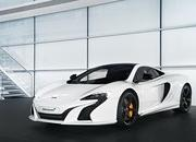 2015 McLaren 650S Pearl White By MSO - image 567272