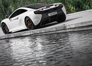 2015 McLaren 650S Pearl White By MSO - image 567271