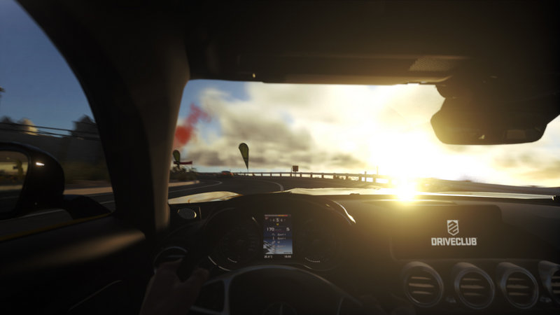 Mercedes-AMG GT Will Be Featured In DRIVECLUB Screenshots / Gameplay - image 567221