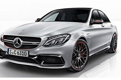 2015 Mercedes-AMG C63 Edition 1 Exterior - image 569828