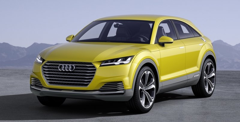 New Audi TT Will Most Likely Get a Crossover Variant