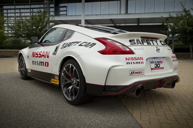 2015 Nissan 370Z Nismo Safety Car High Resolution Exterior - image 568292