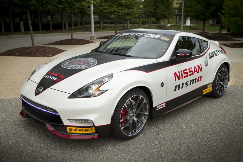 2015 Nissan 370Z Nismo Safety Car High Resolution Exterior - image 568293