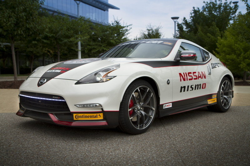 2015 Nissan 370Z Nismo Safety Car High Resolution Exterior Wallpaper quality - image 568291